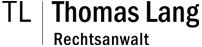 Logo Rechtsanwalt Lang